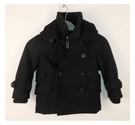 Baker Boy by Ted Baker Coat Age 18-24 months Black Size: Other