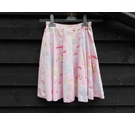 Mini Boden Flared Skirt Pink Size: 9 - 10 Years