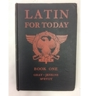 Latin for Today Book One