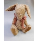 Vintage Rabbit Stuffed Toy with Jointed Arms and Legs