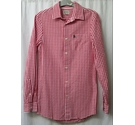 Jack Wills gingham shirt red and white Size: XS