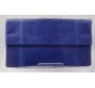 Londali Leather Clutch Bag Purple Size: One size
