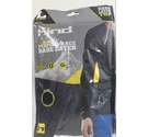 Hind Performance Base Layer Top Black Size: Large