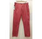 Marks & Spencer Casual Trousers Dark Pink Size: 38""