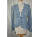 Principles Cardigan Duck Egg Blue Size: 14
