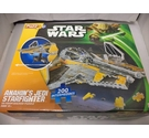 Star Wars Anakin's Jedi star fighter 3d foam backed puzzle