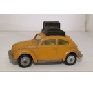 Husky vintage VW Beetle model car