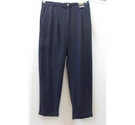 M&S Marks & Spencer Size 16 Tapered Ankle Grazer Dark Navy Blue Size: 34""
