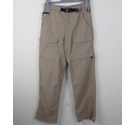 The North Face (long) Hiking Walking Trousers Beige Size: S