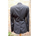 Ted Baker single breasted jacket charcoal grey Size: 38R