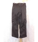 Moah Lined ski trousers Black Size: 10