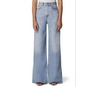 Fiorucci Billy High Waisted Wide Leg Jeans Light Vintage Size: 27""