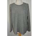 Inextenso Jumper Grey, Pearls Size: XL