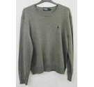 Polo by Ralph Lauren cotton jumper green Size: L