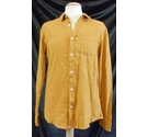 Kin by john Lewis Long sleeved shirt Ginger Size: S