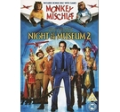 Night at the Museum 2 plus bonus disc: Monkey Mischief - DVD