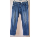 The White Company Straight fit jeans Blue Size: 34""