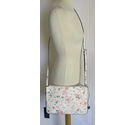 Laura Ashley BNWT Leather Bag Multi-coloured Size: One size