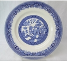Vintage Barratts Willow Pattern Plate