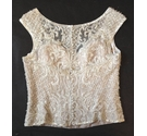 BNWT - Watters - Wedding Dress Top - Separate - Cream