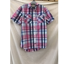 SuperDry Shirt Pink Size: L
