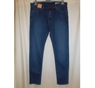 M&S Stretch Jeans, Skinny Fit, Medium Blue Size: 36""
