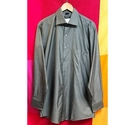 DKNY Button Up Shirt Charcoal Size: M