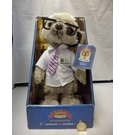 Sergei Meerkat in box with certificate