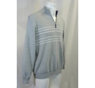 Blue Harbour Half zip jumper Grey Size: L