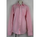 Oscar and Key Shirt Pink and white Size: XXL