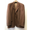 Horne Brothers Vintage Dinner Jacket- Brown- Size: XL