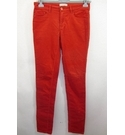 Country Road Corduroy Trousers Coral Size: M