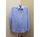 M&S Collection Long sleeved shirt Blue Size: M