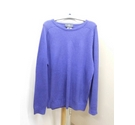 M&S Collection Lambswool jumper Purple Size: L
