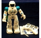 SMART-BOT ROBOT, with IR REMOTE, CHARGE LEAD, MANUAL. Lot 798 GA