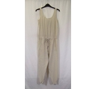 Vince jumpsuit cream Size: 4