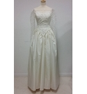 Full skirted wedding dress