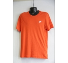Nike T shirt orange Size: M