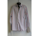 Ted Baker shirt white striped Size: M