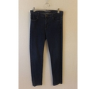 M&S Collection Straight leg Indigo Mix Indigo Mix Size: 32""