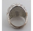 Costume jewellery ring size 57