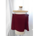 Sirocco Short Length Skirt Red Size: 14