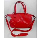 She hand/crossbody bag red Size: M