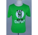 Oxfam T-shirt Green Size: S