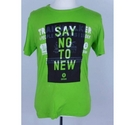 Oxfam Trailwalker T-shirt Lime Green Size: L