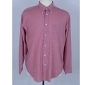 Ciro Citterio Checked Shirt Red Size: L