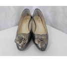Van Dal Vintage court shoes Bronze Size: 4