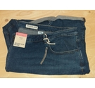 M&S Ladies Jeans Navy Size: XXL