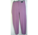 BNWT M&S Collection Casual Trousers Mauve and White Size: 22""