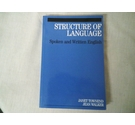Structure of Language - Spoken and Written English